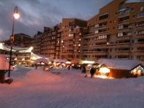 Val Thorens Ski resort France