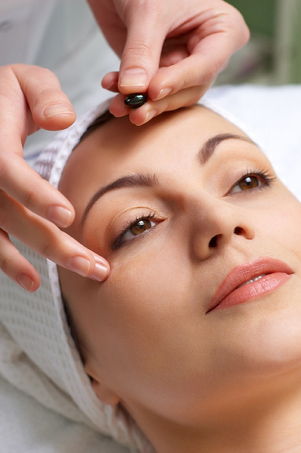 skin treatment, facial