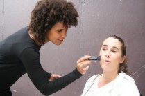 Make Up with Maria from Madrid