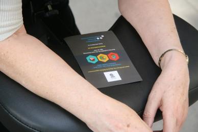 Massage with TreatNOW Flyer